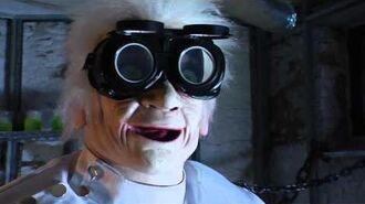 Martha Stewart Dr. Shivers Mad Scientist