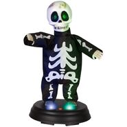 Grooving Ghoulie - Cartoon Skeleton