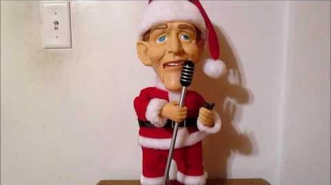 Gemmy - Christmas Bing Crosby Animated Figure