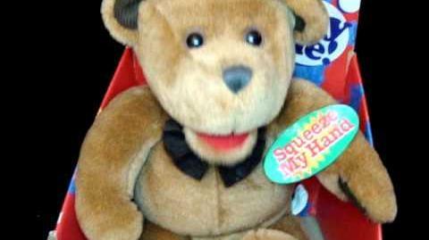 Wannabe bear