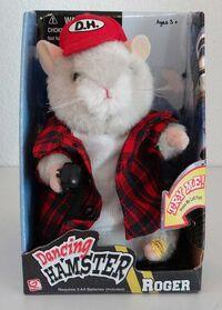 Dancing Hamsters-Roger