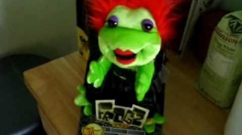 (Gemmy) Frogz - Hip Hop Frogz - No Scrubs
