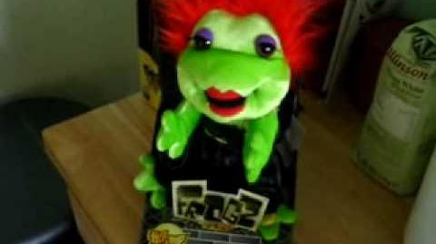 (Gemmy) Frogz - Hip Hop Frogz - No Scrubs.