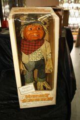 Dancing Harvest scarecrow