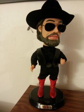Gemmy pop culture series-Hank williams Jr