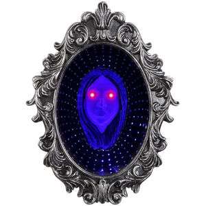 Haunted Infinity Mirror