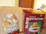 Big Head Workshop Santa
