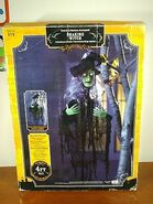 Animated-Gemmy-4ft-Tall-Shaking-Witchs-x2-Halloween- 1