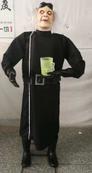 Gemmy Prototype 2018 Halloween Animated Life-Size Dr