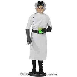 Dr.Shivers animated Halloween figure