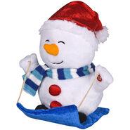 Tumblin' Taboggans-Snowman