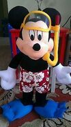 Summer Greeter-Mickey Mouse