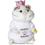 Mini Dancing Hamsters-Birthday Princess