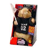 NFL Cheering Hamster