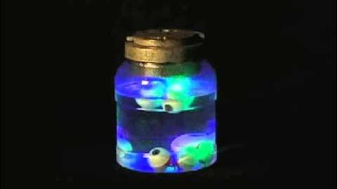 Gemmy Eye Ball Lab Jar