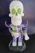 """Gemmy Industries Animated Halloween Singing Dancing """"Freaky Geeks"""" Skeleton"""