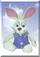 Peter Cottontail mini plush