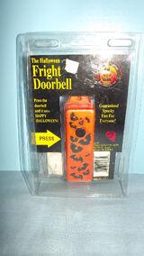 Halloween Fright Doorbell