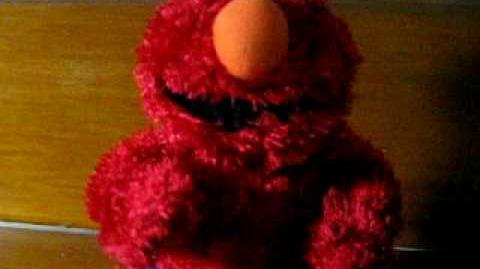 Happy birthday elmo gemmy