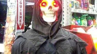 Halloween stores 2009