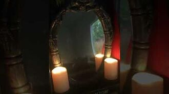 Gemmy Phantom Haunted Mirror Video 1
