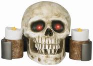Fright light skull
