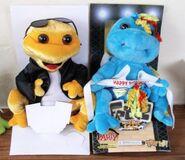 Funtime Box Frogz prototype
