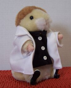 Gemmy animated Disco Don Dancing Hamster sings Shake Your Groove Thing