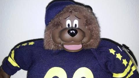 The Champ Sports Bear