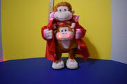 Double Trouble dancing ''Just The Two Of Us'' song Monkeys By Gemmy Industries 6