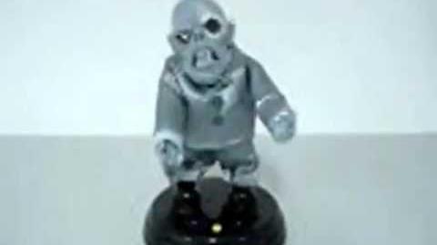 Groovin' Ghoulies - Zombie