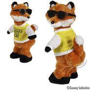 Dancing Fox