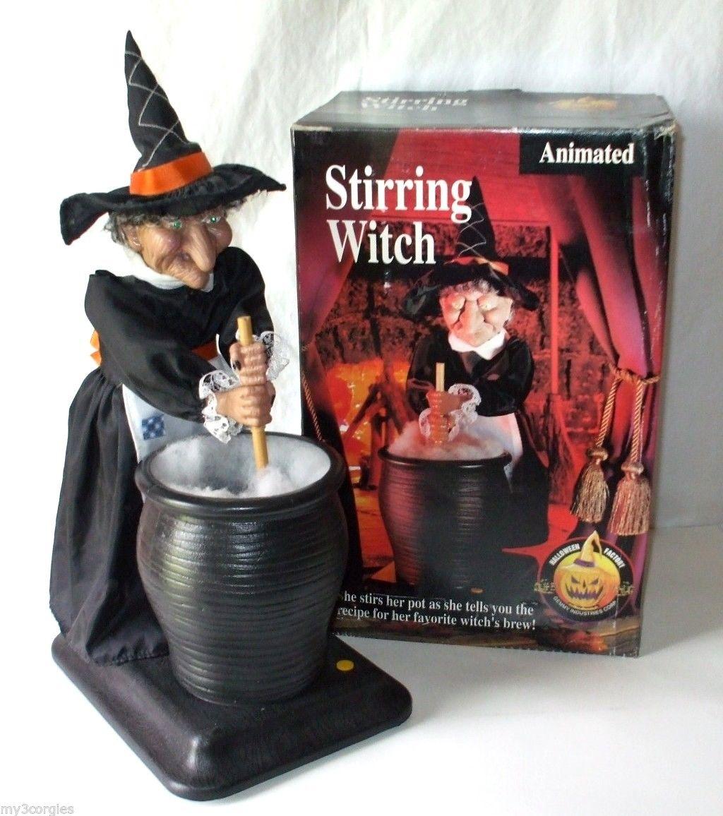 animated stirring witch | gemmy wiki | fandom poweredwikia