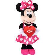 Valentine Greeter-Minnie Mouse