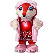 Flirty Flashers-Girl Fox