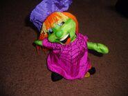 Dancing Ghouls Singing Animated Frankenstein Witch Dept 13 Scareware Gemmy Lot 2 6