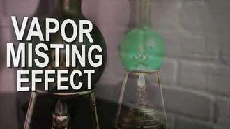 HL Misting Green Lab Beaker