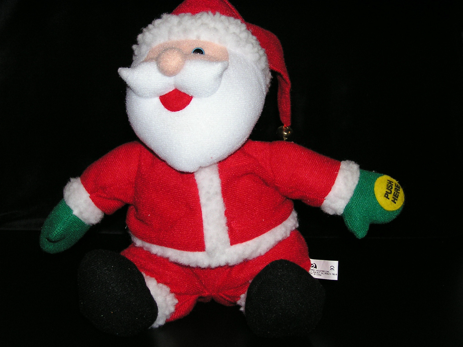 7423a798ee6ff Dancing Santa Claus