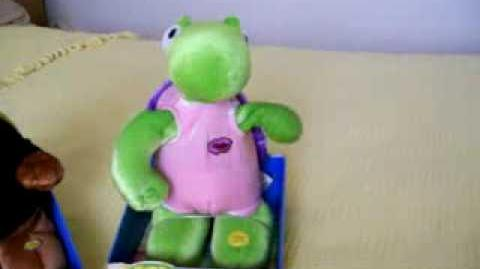 Turtle Dancer - Funkytown (Gemmy Item!)