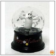 Halloween Ghost Globe