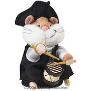 Mini Dancing Hamsters-Yankee Drummer