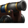 Troop Ship Cannon