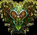 Shield Maugrim Woods