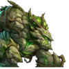 Troop Green Golem