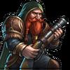 Troop Dwarven Hunter