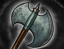 Warriors Axe