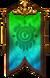 Banner All-Seeing Eye