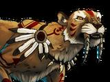 Sabertooth Lion