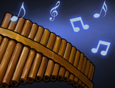 Spell Satyr Musician
