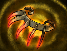 Fiery Claw